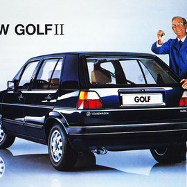 Volkswagen - Golf 2