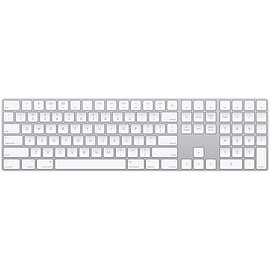 Apple - Magic Keyboard with Numeric Keypad - US English
