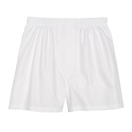 Brooks Brothers - Traditional Fit Oxford Boxers White