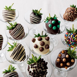 Neiman Marcus - Chocolate-Covered Strawberries