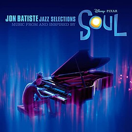 Jon Batiste - Jazz Selections: Music From and Inspired by Soul