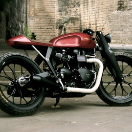 Triumph - Triumph Speed Twin cafe racer