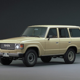 Toyota - Land Cruiser 60 STD(HJ60V)