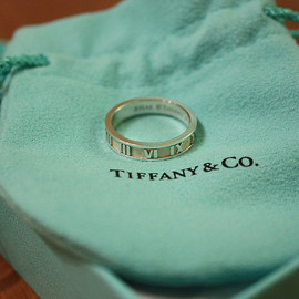 Tiffany & Co. - Atlas® ring
