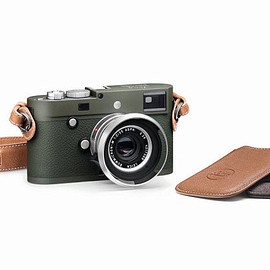 "Leica - M-P 240 ""Safari"" Edition"
