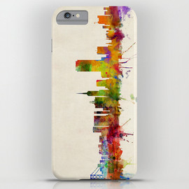Society6 - San Francisco City Skyline iPhone & iPod Case