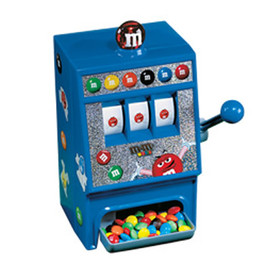 M&M'S® - M&M'S® Slot Machine Candy Dispenser