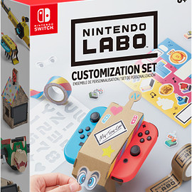 Nintendo - Customization Set