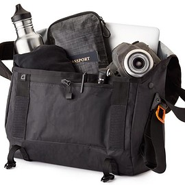 SDR Traveller - M1 Messenger - Black
