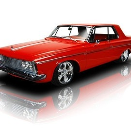 Plymouth - 1963 Plymouth Fury
