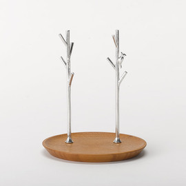 CEMENT PRODUCE DESIGN, Stand Accessories - こだち NT/ナチュラル
