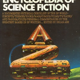 BRIAN ASH - THE VISUAL ENCYCLOPEDIA OF SCIENCE FICTION