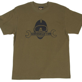BBP - RENEGADES OF FUNK TEE