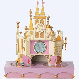 Disney - It's A Small World Animated Musical Clock