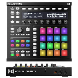 NATIVE INSTRUMENTS - MASCHINE MK2