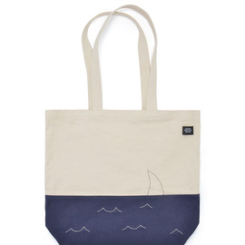 Jack Spade - On Purpose Tote With Shark Fin