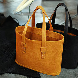 Parabellum - Pumpkin and Copper Collection Bag