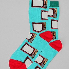 urban outfitters - TV Sock