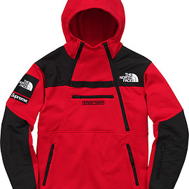 Supreme, THE NORTH FACE - Steep Tech Hooded Sweatshirt
