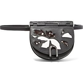 3.1 Phillip Lim - Hana convertible patent and matte-leather belt bag