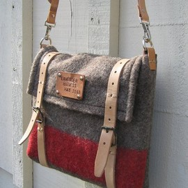 Swiss Army Blanket Bag
