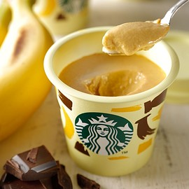 Starbucks - Banana Chocolate Pudding