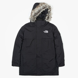THE NORTH FACE - McMurdo Parka - Black