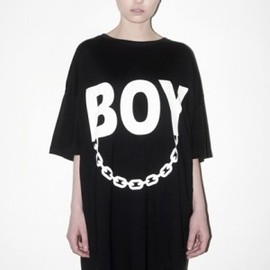 BOY LONDON - Oversize T - BOY Chain (B) Unisex