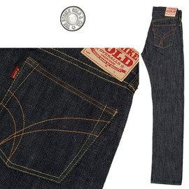 strike gold - raw denim jeans STRIKE GOLD JEANS | SELF EDGE 11% PROMOTIONAL CODE
