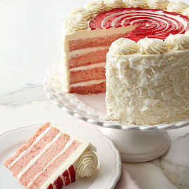 Frosted Art Bakery - Strawberry Cake