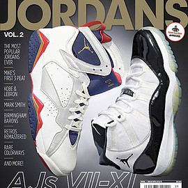 Source Interlink Media - Slam Kicks Presents (Special Collector's Issue) - JORDANS Vol. 2