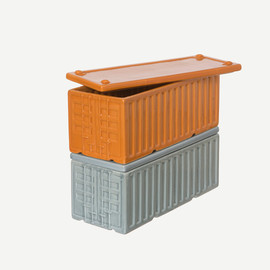 AREAWARE - CARGO CONTAINERS GREY-ORANGE