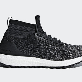 Reigning Champ - Ultra Boost All Terrain - Core Black/Core Black/Running White