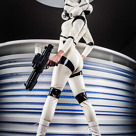 Amy Grey - Storm Trooper