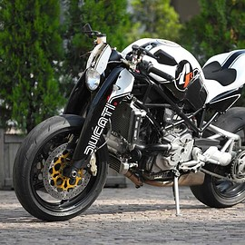 Tex Design - Ducati Monster S4R