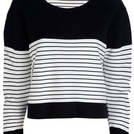Chloe - CHLOÉ - striped sweater 6