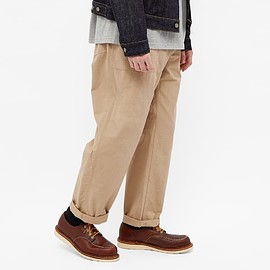 Engineered Garments - Fatigue Pant Khaki Cotton Ripstop