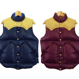 Rocky Mountain Featherbed - Rocky Mountain Featherbed Down Vests