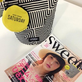 Kate Spade Saturday - Sweet 2014年4月号 付録