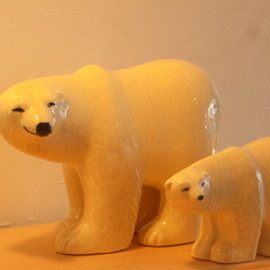 Lisa Larson - POLAR BEAR