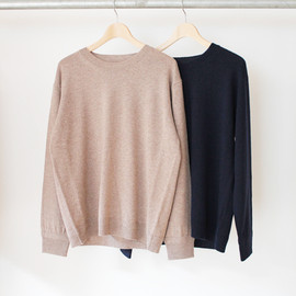 Crepuscule - Wool/Cashmere Pullover Knit