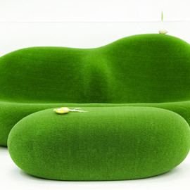 東信 - botanical sofa&table