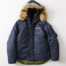 Wild Things - D-3B JACKET LIMITED COLOR