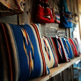 ORTEGA'S - Weaving Cushion