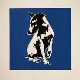 Blek le Rat - dog