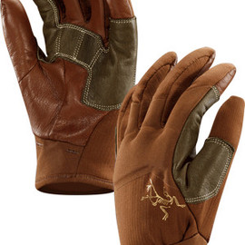 Arc'teryx - MX Glove Precision fit glove for cool weather dexterity. Leather overlay protects against knuckle abrasion and rope friction. Intended use: Mixed climbing
