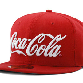 "NEW ERA - COCA-COLA COMPANY ""DRINK LOGO"""