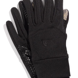 THE NORTH FACE - The North Face E-Tip Gloves   Black × Black