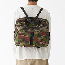 THE NORTH FACE PURPLE LABEL - Camouflage CORDURA Nylon 3Way Brief