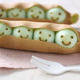 Bean kids dango